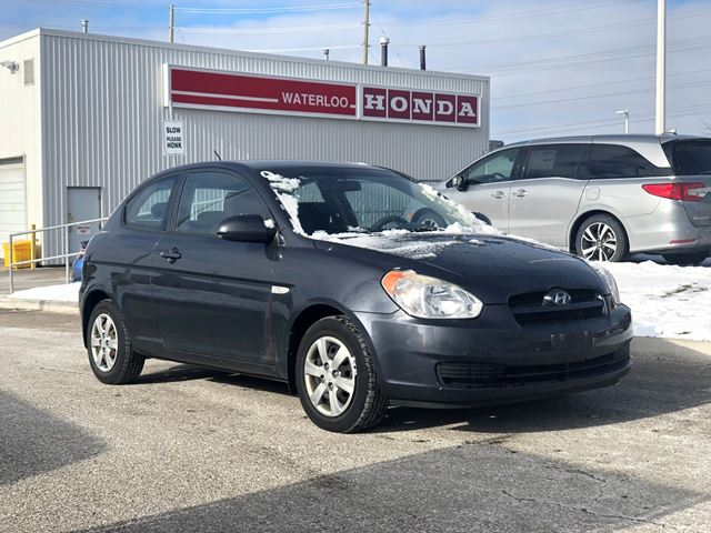 2008 Hyundai Accent GL Low KM! Accident Free! in Waterloo, Ontario