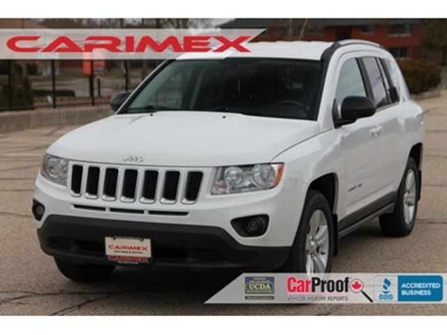 2013 Jeep Compass Sport/North 4x4   Heated Seats   Remote Starter in