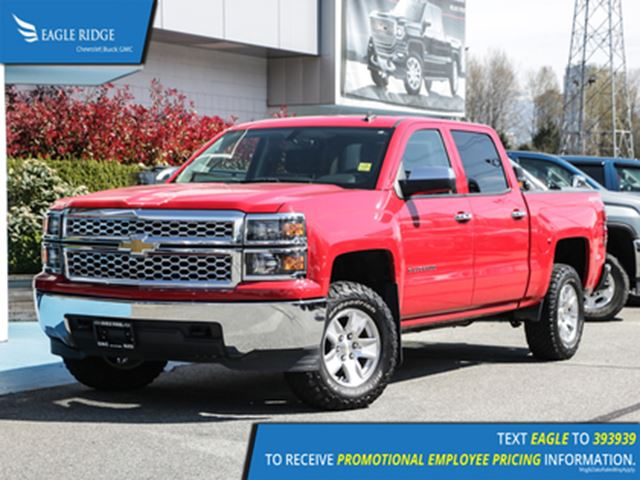 2014 CHEVROLET SILVERADO 1500 1LT in Coquitlam, British Columbia