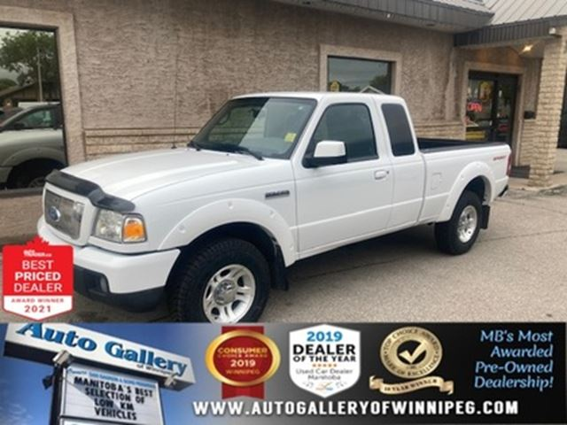 2007 Ford Ranger Sport *RWD/Cruise/Automatic in