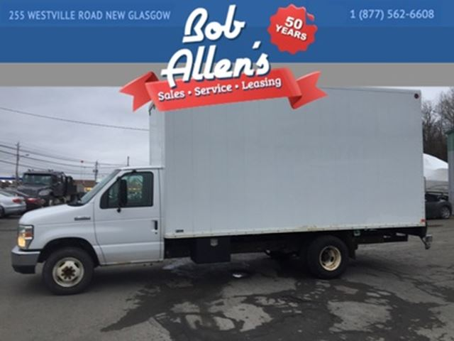 2008 Ford Econoline 8 Ft   High Box in New Glasgow, Nova Scotia