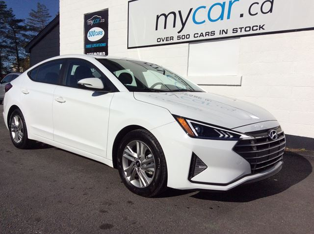 2020 Hyundai Elantra Preferred HEATED SEATS/WHEEL, ALLOYS, BACKUP CAM!! in