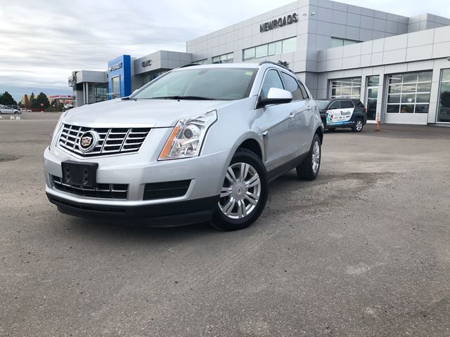 2015 Cadillac SRX CLEAN CARFAX | HEATED SEATS | SAT RADIO in