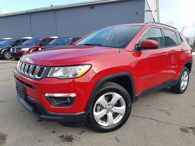 2018 JEEP COMPASS North in Fort Erie, Ontario