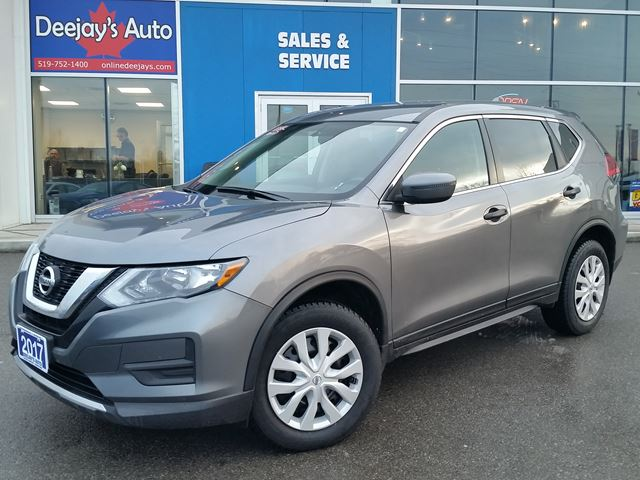 2017 Nissan Rogue AWD in