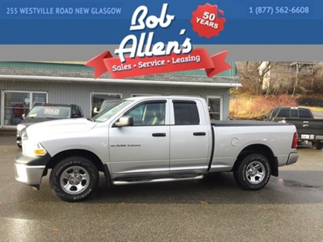 2012 Dodge RAM 1500 ST in New Glasgow, Nova Scotia