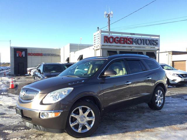 2009 BUICK Enclave CXL AWD - 7 PASS - PANO ROOF - LEATHER  in Oakville, Ontario