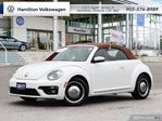 2017 Volkswagen New Beetle  Classic Convertible with Style Package  in Hamilton, Ontario
