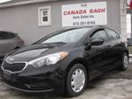 2014 Kia Forte 129K, BTOOTH, CRUISE, 12 M WRTY+SAFETY $7600 in Ottawa, Ontario