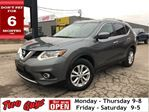 2016 Nissan Rogue SV  Bluetooth   B/Up Cam   Htd Seats  FWD in St Catharines, Ontario