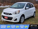 2016 Nissan Micra SV ** Clean CarFax, Automatic, Cloth ** in Bowmanville, Ontario
