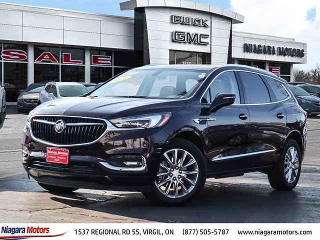 2018 BUICK ENCLAVE Essence AWD sun roof.navigation in Virgil, Ontario