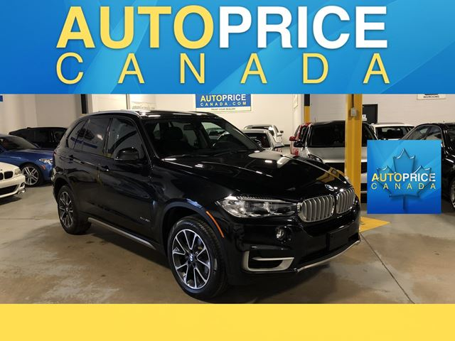 2017 BMW X5 xDrive35i NAVIGATION|PANOROOF|LEATHER in Mississauga, Ontario