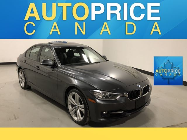 2015 BMW 3 Series 328 in Mississauga, Ontario