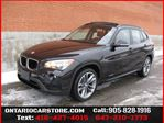 2013 BMW X1 xDrive28i PANORAMIC SUNROOF BLUETOOTH in Toronto, Ontario