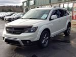 2015 Dodge Journey Crossroad GREAT VALUE/DVD PLAYER/REMOTE START/LEATHER/NAVIGATION/HEATED SEATS AND STEERING in Lower Sackville, Nova Scotia
