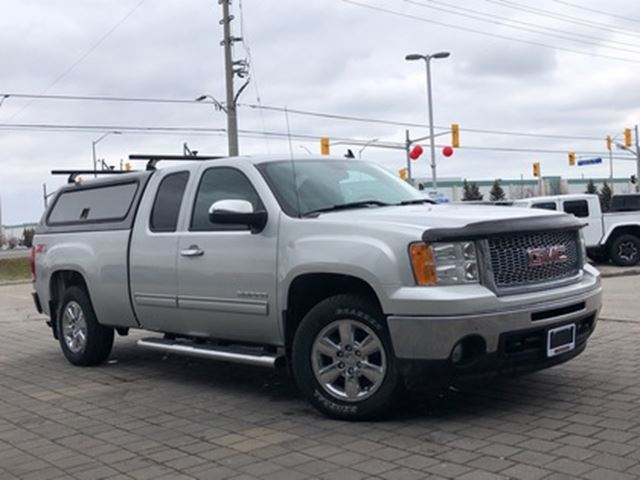 2011 GMC Sierra 1500 4WD Ext Cab 143.5  SLE in Mississauga, Ontario