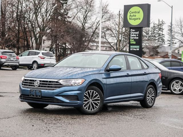 2019 VOLKSWAGEN JETTA 1.4 TSI HIGHLINE   BACKUP CAMERA   HEATED SEATS in Fonthill, Ontario