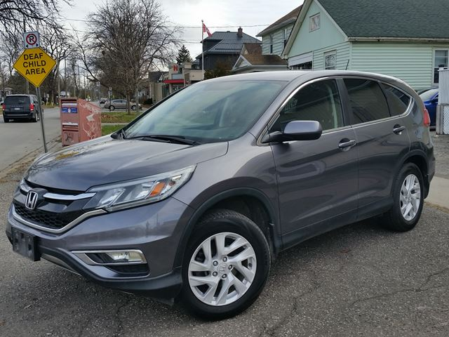 2016 HONDA CR-V SE AWD One Owner Clean Carfax Beautiful Condition!!! in St Catharines, Ontario
