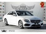 2016 Mercedes-Benz C-Class C 300, AWD, NAVI, REAR CAM, B.SPOT, PANO ROOF in Toronto, Ontario