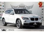 2015 BMW X1 xDrive28i, NO ACCIDENT, AWD, PARK ASST, PANO ROOF, in Toronto, Ontario