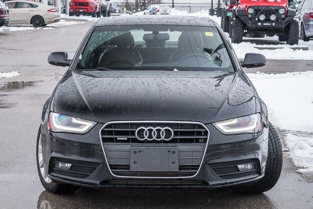 2013 AUDI A4           in Barrie, Ontario