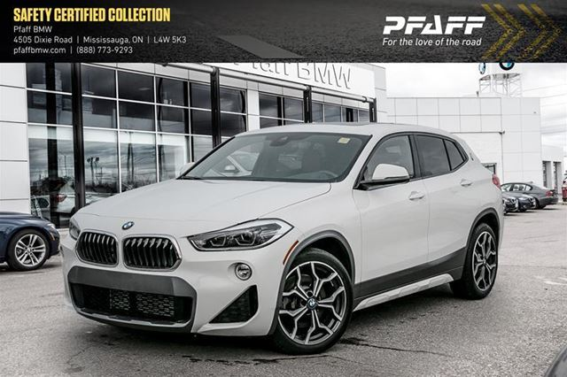 2018 BMW X2 xDrive28i in Mississauga, Ontario