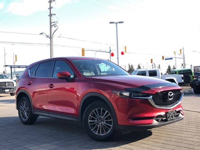 2017 Mazda CX-5 AWD 4dr Auto GS in Mississauga, Ontario