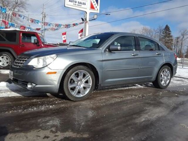 2010 CHRYSLER SEBRING 4dr Sdn Limited in Welland, Ontario