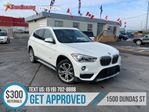 2016 BMW X1 xDrive28i   1OWNER   NAV  LEATHER   PANO ROOF in London, Ontario