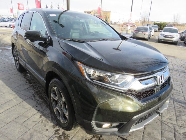 2017 Honda CR-V AWD 5dr EX-L *Leather, Moonroof, Power Tailgate* in