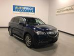 2016 Acura MDX Technology Package DVD NAVIGATION REAR CAM LEATHER in Mississauga, Ontario