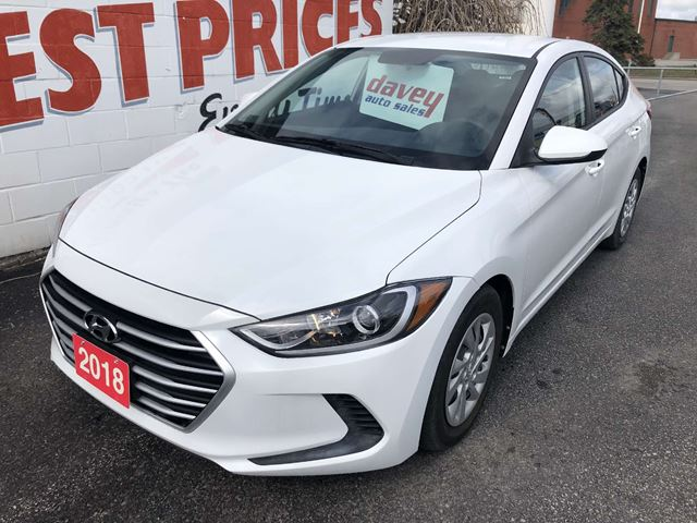 2018 Hyundai Elantra LE Extra Clean Inside and Out! Backup Camera and More! in