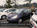 2009 Honda Fit Sport 5-Speed AT in Port Moody, British Columbia