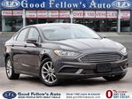 2017 Ford Fusion SE MODEL, 2.5L 4CYL, VOICE COMMAND/ RECOGNITION in North York, Ontario