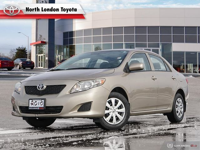 2010 TOYOTA COROLLA CE AS-IS  in London, Ontario