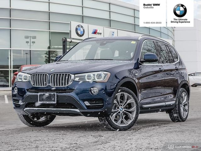 2016 BMW X3 xDrive28i RATES FROM 1.99% | BLIND SPOT WARNING | HEAD UP DI in Oakville, Ontario