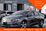 2019 Chevrolet Volt LT Bose_Audio Plug-In_Hybrid WiFi_Hotspot Keyless_Go Heatd_Front_Seats  in Thornhill, Ontario