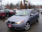 2010 Kia Forte EX,BLUETOOTH,HEATED SEAT,CERTIFIED,NO ACCIDENT in Kitchener, Ontario