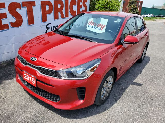 2019 Kia Rio LX+ Like New Condition! Great on Gas! in