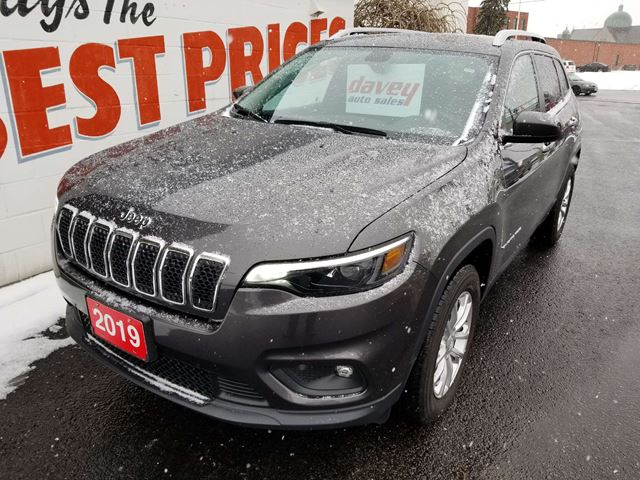 2019 Jeep Cherokee North Extremely Clean Inside and Out! in
