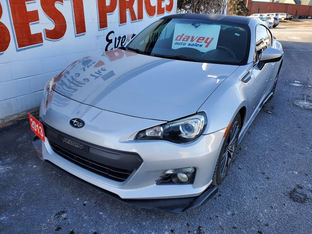 2013 Subaru BRZ Sport-tech Loaded with All the Right Options! in