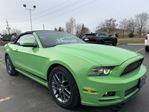 2014 Ford Mustang 2dr Conv V6 Premium Auto Leather Club of America in St George Brant, Ontario