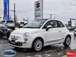 2014 Fiat 500 Lounge in Barrie, Ontario