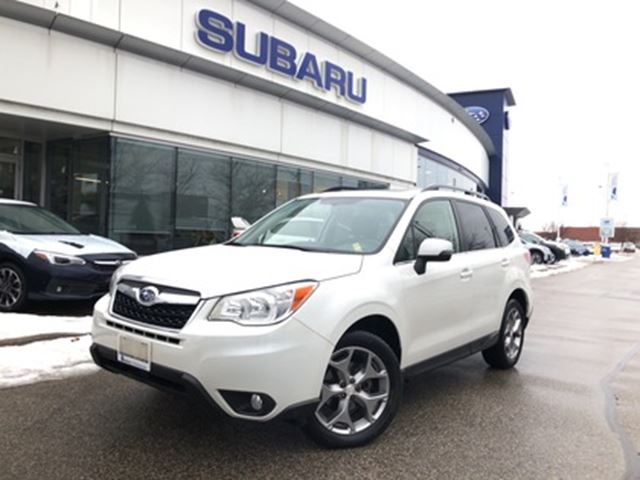2016 Subaru Forester i Limited in
