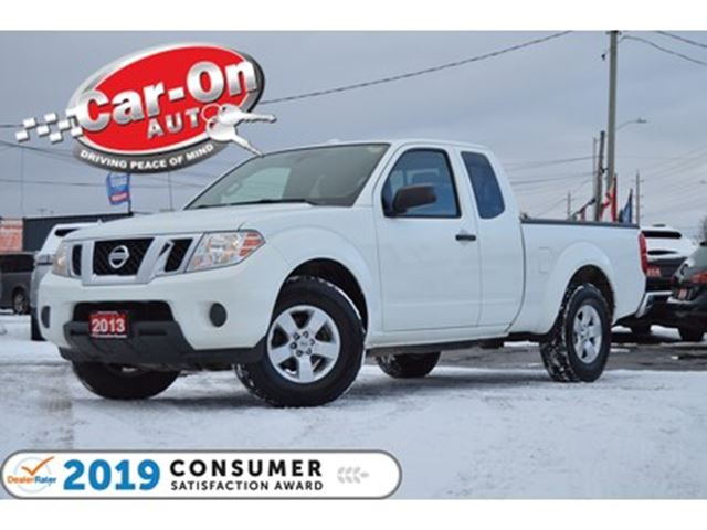 2013 Nissan Frontier SV A/C BLUETOOTH ALLOYS LOADED in