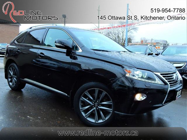 2013 LEXUS RX 350 AWD.Luxury.Navigation,Camera.Leather.Roof.Low K in Kitchener, Ontario