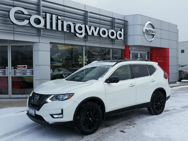 2018 NISSAN ROGUE SV in Collingwood, Ontario
