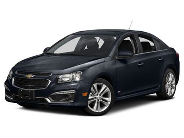 2016 CHEVROLET CRUZE 2LT in Coquitlam, British Columbia
