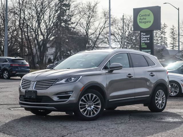 2016 LINCOLN MKC AWD PANO-MOONROOF NAVIGATION HEATED&COOLED SEATS in Fonthill, Ontario